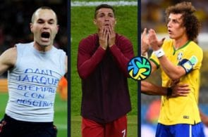 Top 5 most emotional moments ever seen in football