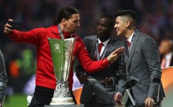 Ajax v Manchester United - UEFA Europa League Final image