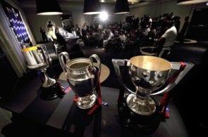 FC Barcelona trophies