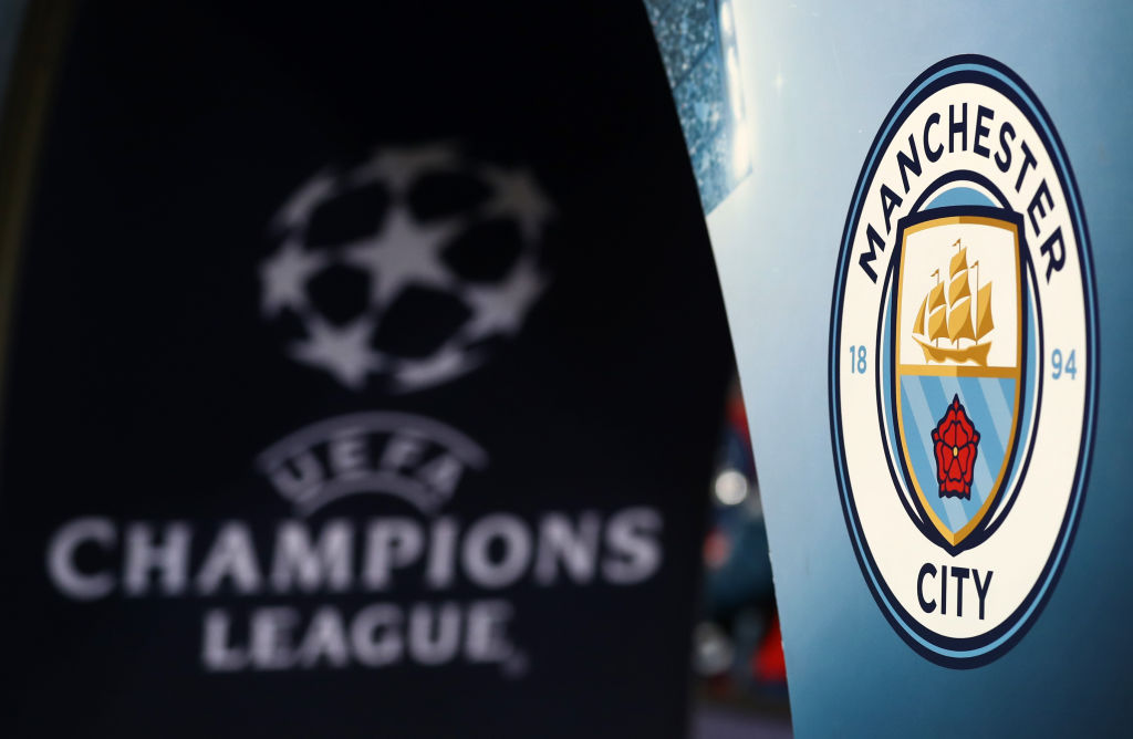 Manchester City, UEFA Champions League