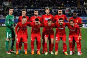 Lazio v Steaua Bucharest - UEFA Europa League