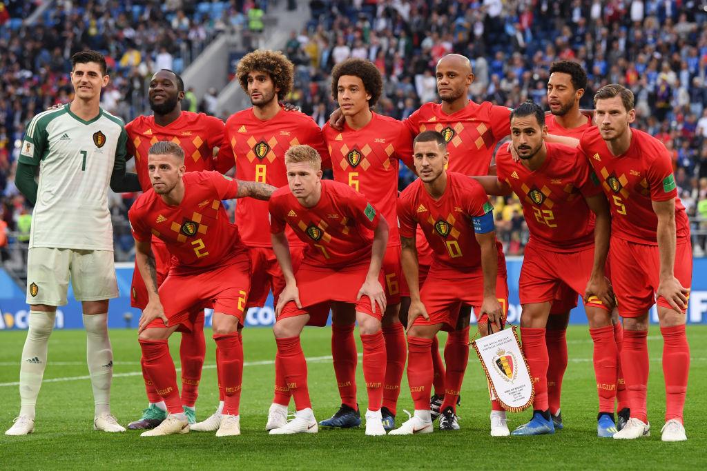 Belgium, De bruyne, Courtois