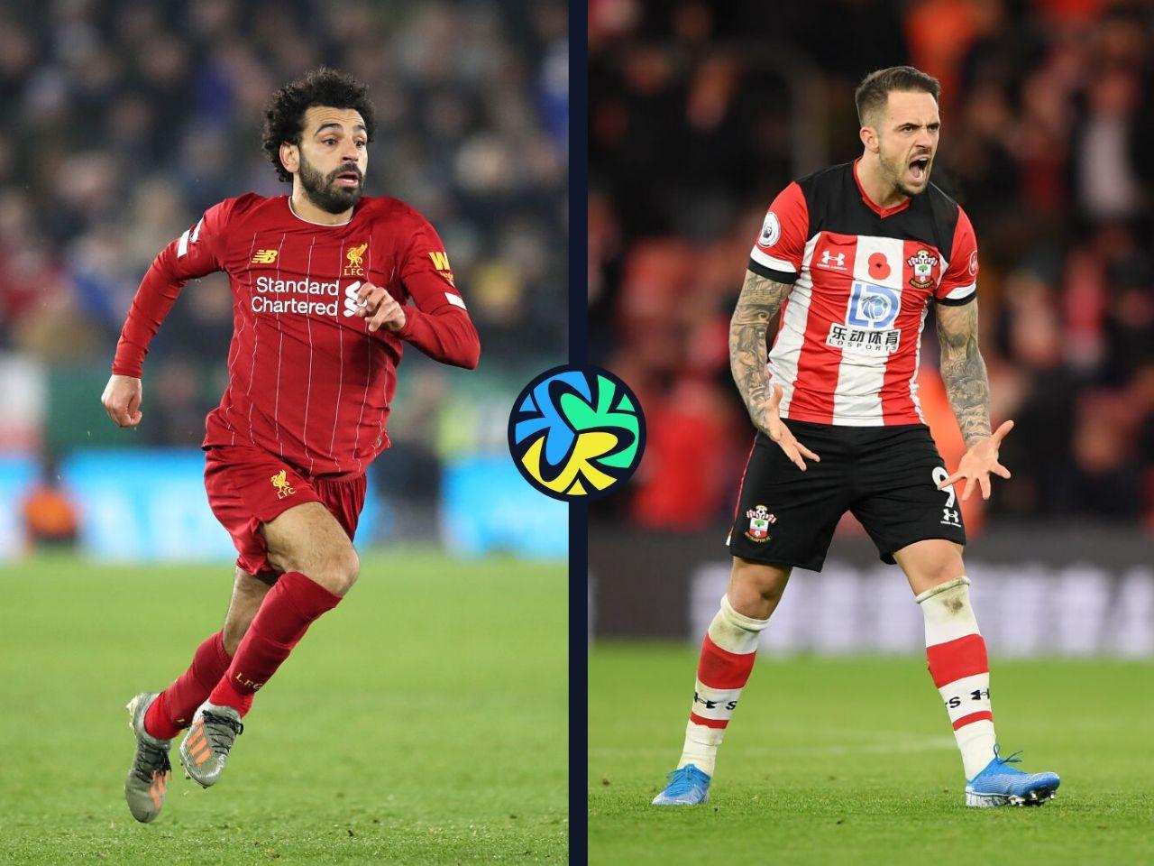 Liverpool, Southampton