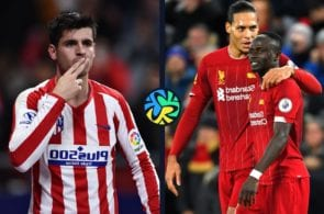 Predicted XI - Atletico Madrid vs Liverpool
