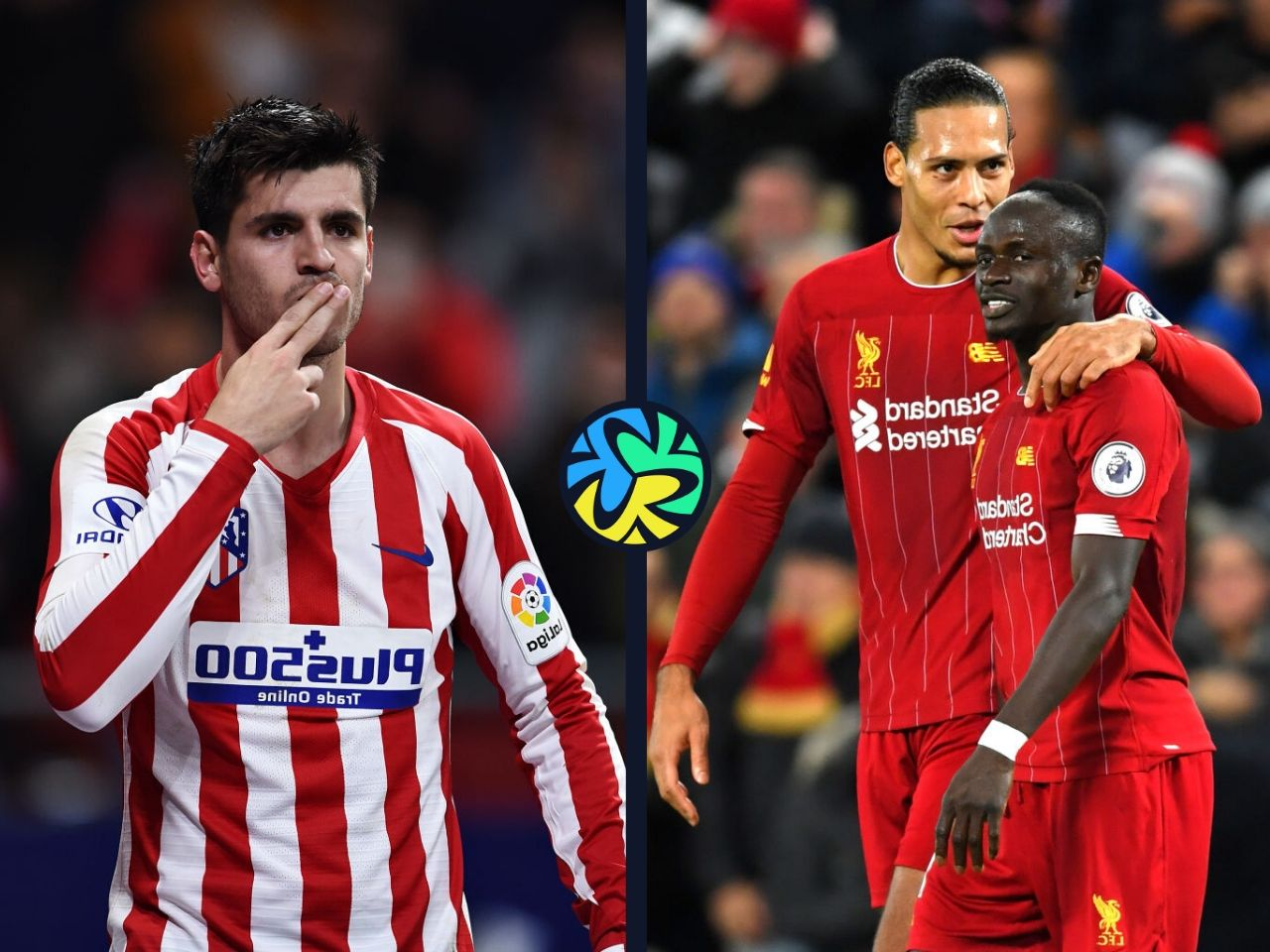 Atletico Madrid, Liverpool