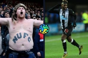 Allen Saint-Maximin, Newcastle United
