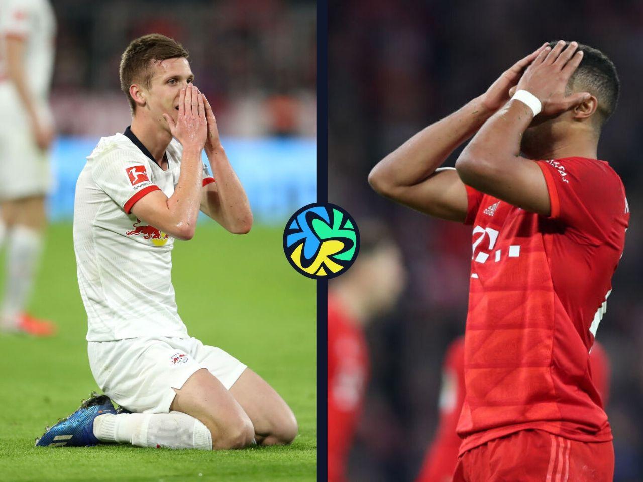 Bayern munihc vs rb leipzig