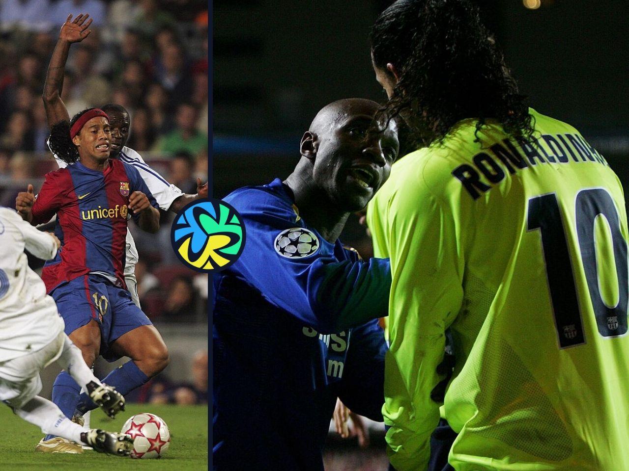Makelele, Ronaldinho