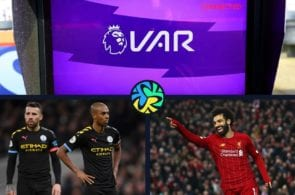 VAR, Manchester City, Liverpool
