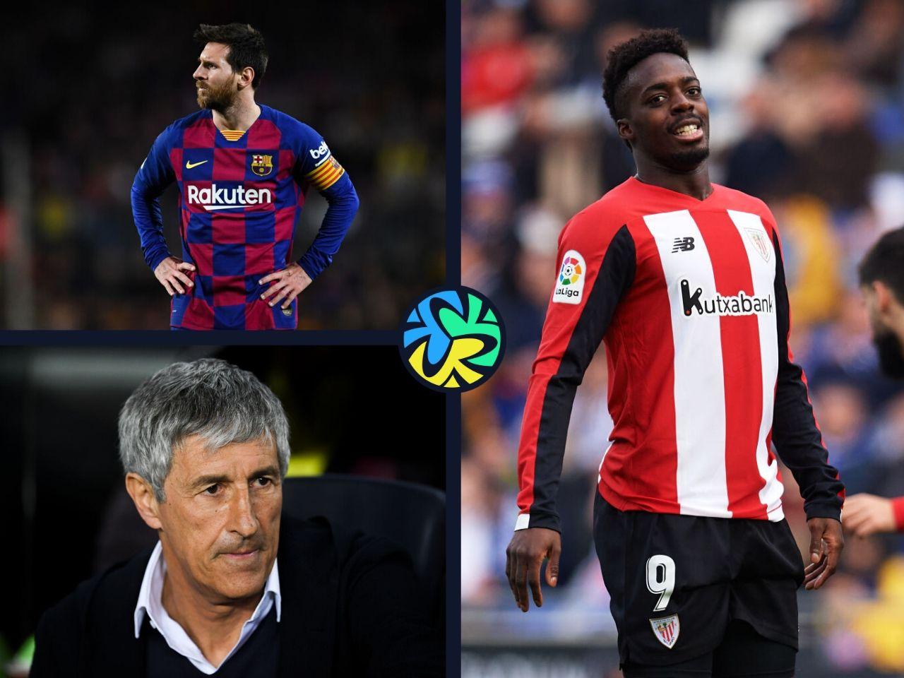 athletico bilbao vs barcelona