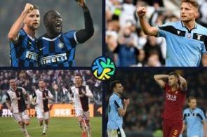 Serie A battle