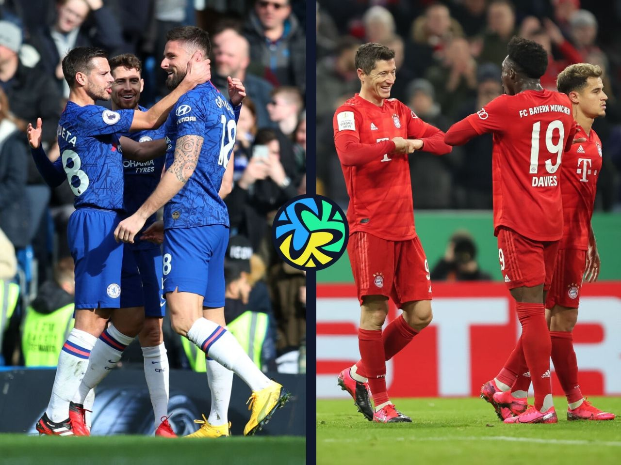 Predicted Xi Chelsea Vs Bayern Munich Ronaldo Com