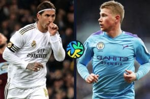 Real Madrid, Manchester City