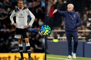 Peter Crouch, Jose Mourinho, Tottenham