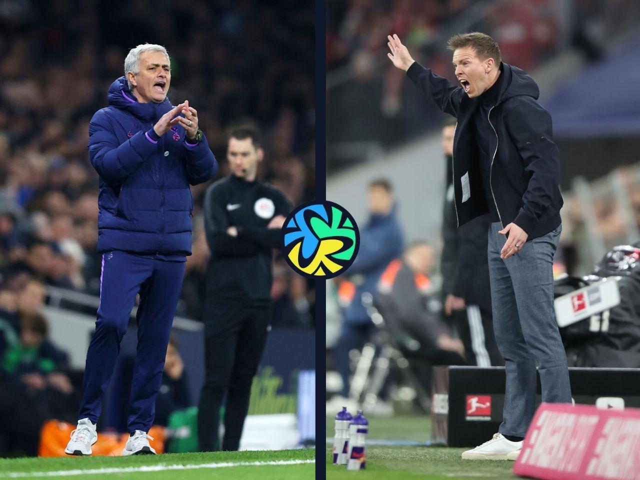 Mourinho, Nagelsmann
