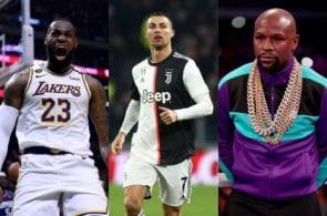 athletes, cut