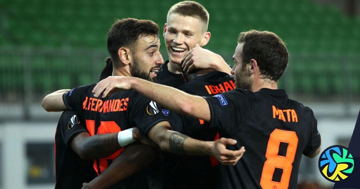 United, LASK, Mata