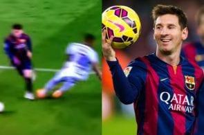Messi, Boateng