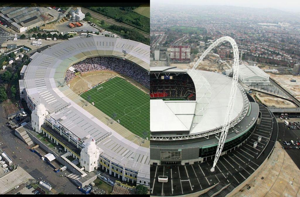 Wembely Stadium