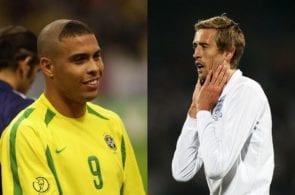 Crouch, Ronaldo