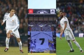Real Madrid, strikers