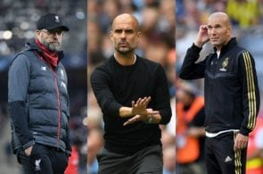 Top 10 best-paid football managers in the world