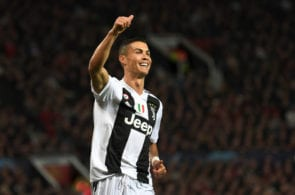 Cristiano Ronaldo. Juventus