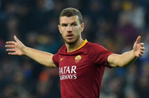 Edin Dzeko, AS Roma