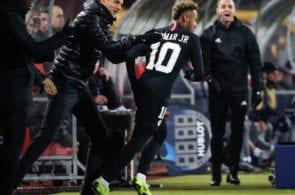 Thomas Tuchel, Neymar, PSG