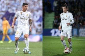 Top 5 Real Madrid players at risk of a summer exit