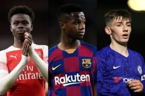 Top 5 next breakthrough football stars in 2020