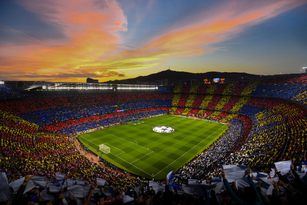 Barcelona to sell Nou Camp naming rights to help fight ...