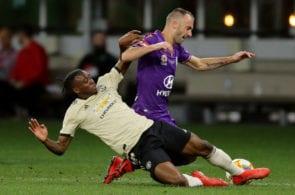 Aaron Wan-Bissaka, Manchester United