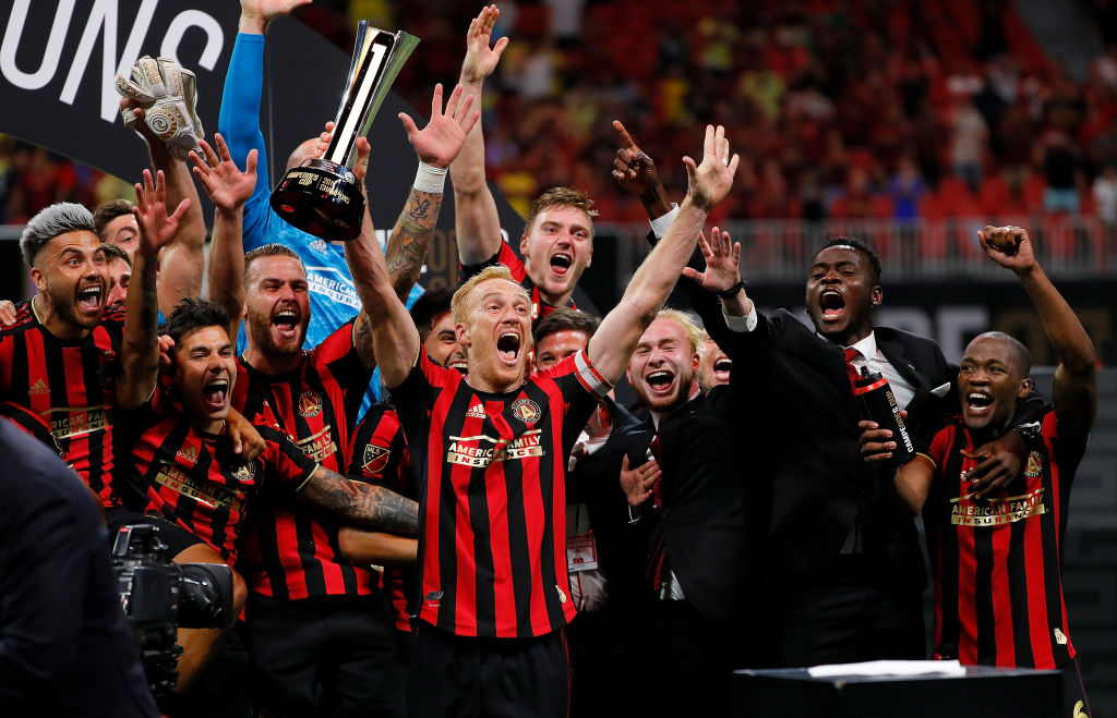Atlanta United - 'The Five Stripes'