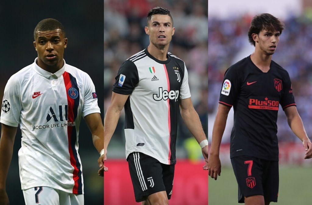 Top 5 players hailed as the 'next Cristiano Ronaldo'