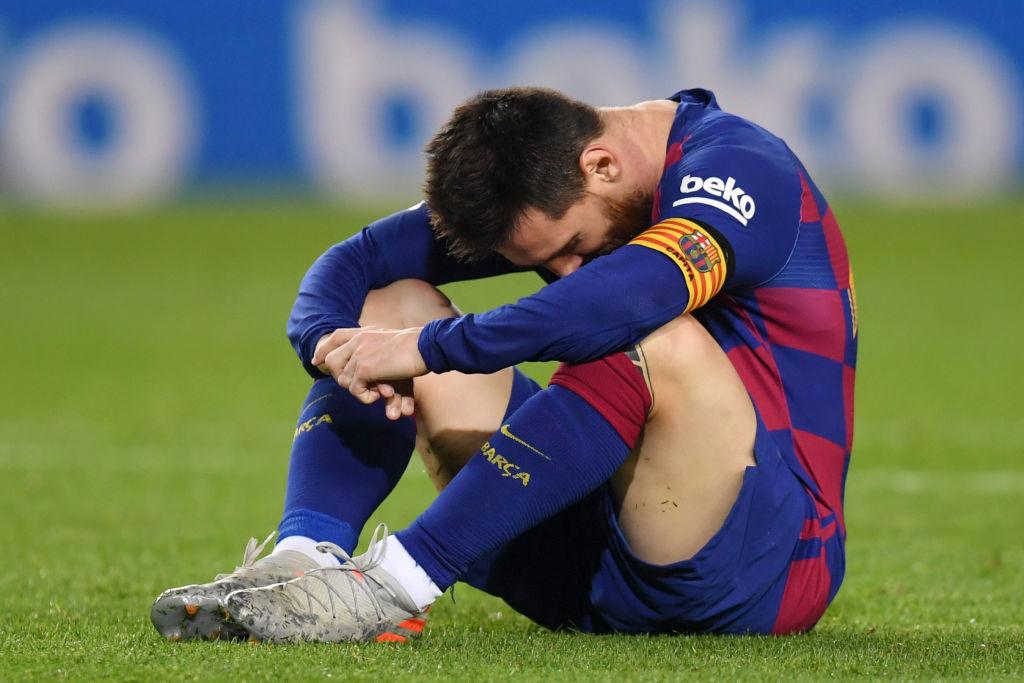 Messi S Clasico Record Since Ronaldo Left Is Shocking Ronaldo Com