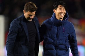 son, pochettino, spurs