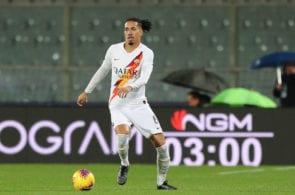 Chris Smalling, AS Roma