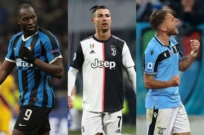The 5 contenders for the 2019/20 Serie A MVP award