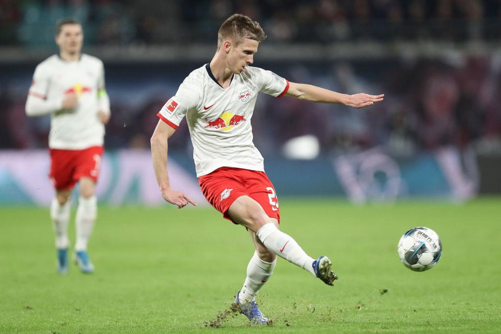 Daniel Olmo, RB Leipzig