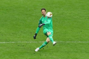 Asmir Begovic, AC Milan