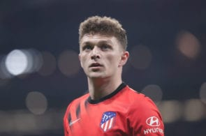 Kieran Trippier, Atletico de Madrid