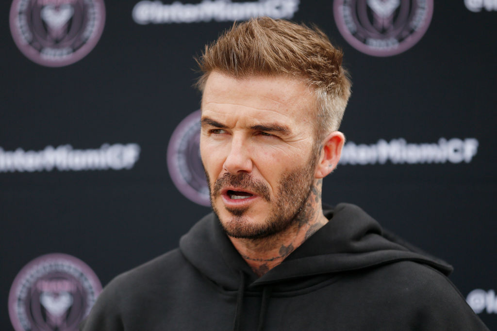 David Beckham, Inter Miami