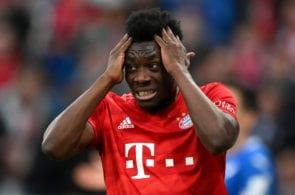 Alphonso Davies, Bayern Munich, Bundesliga