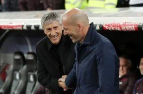 Zidane, Setien
