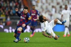 La Liga, back