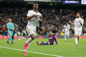 Vinicius Junior, Real Madrid