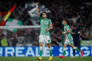 Marc Bartra, Real Betis