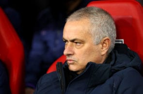 Jose Mourinho, season