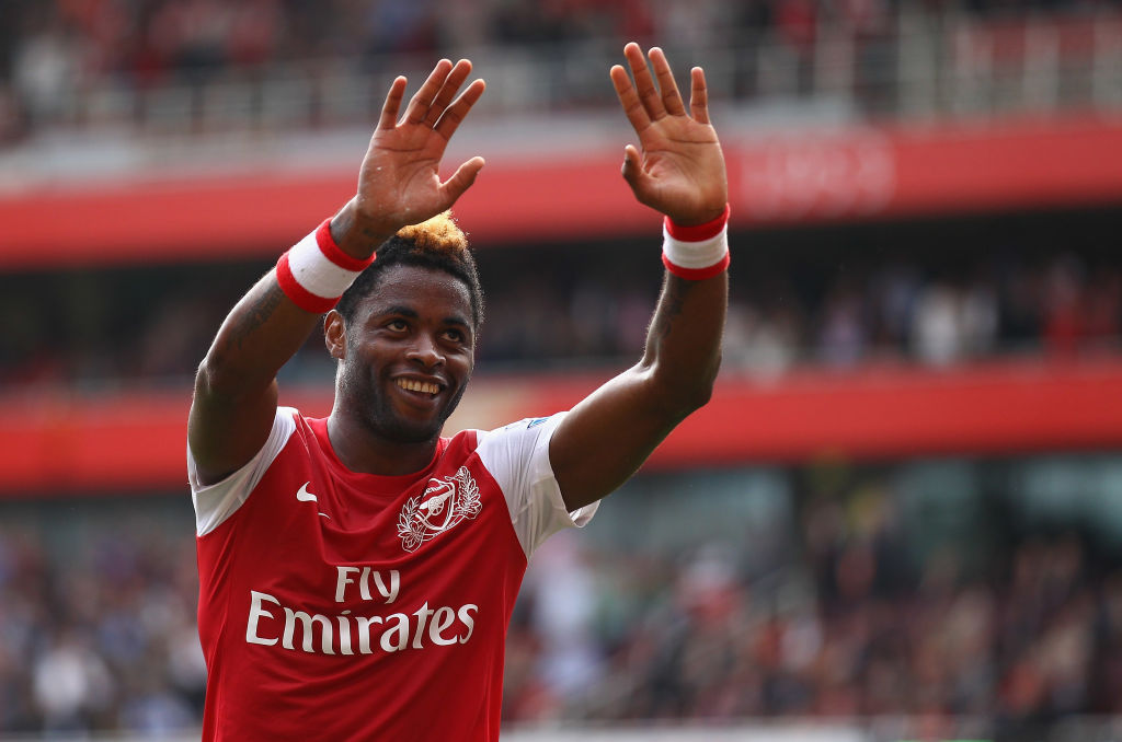 Alex Song, Arsenal, FC Sion